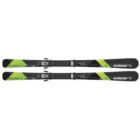 Pánské sjezdové lyže - Elan WAVEFLEX RACE LS + EL10 - 3