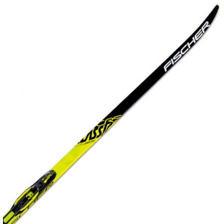 Běžecké lyže na klasiku - Fischer CRS CLASSIC + CONTROL STEP - 2