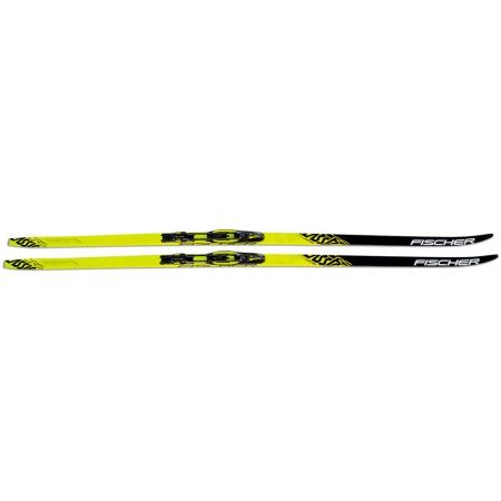 Běžecké lyže na klasiku - Fischer CRS CLASSIC + CONTROL STEP - 3
