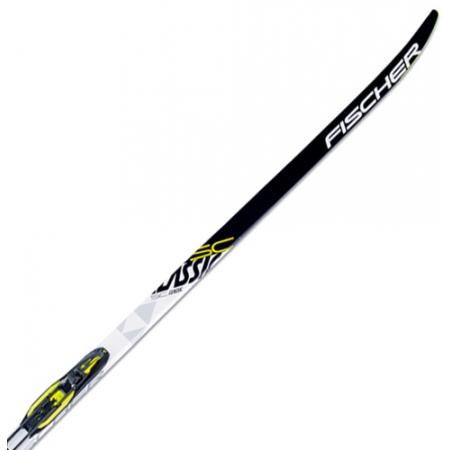 Běžecké lyže na klasiku - Fischer SC CLASSIC + CONTROL STEP - 1
