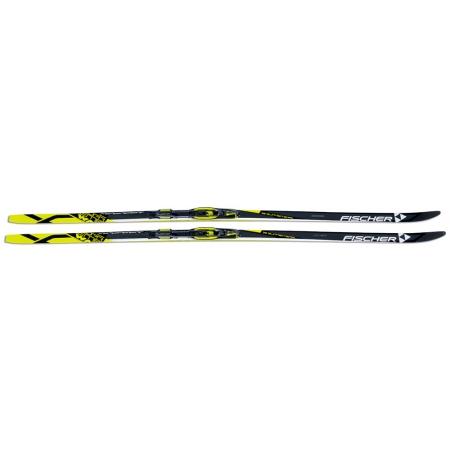 Běžecké lyže na klasiku - Fischer SUPREME WAX EF IFP - 4