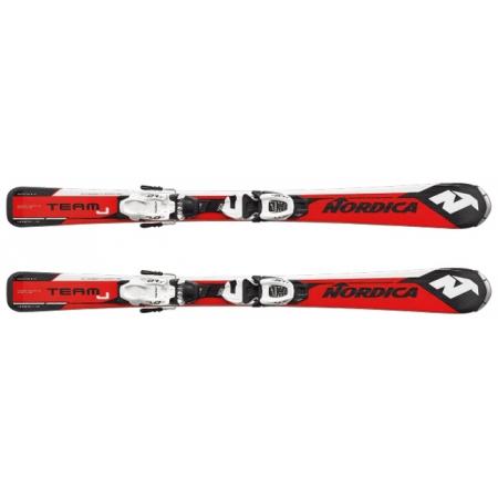 Juniorská a dětská lyže - Nordica TEAM J RACE FDT + JR 4.5 - 4