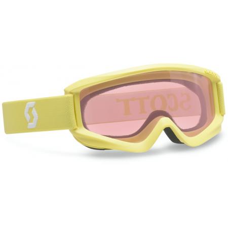 Dětské lyžařské brýle - Scott JR AGENT SGL AMPLIFIER