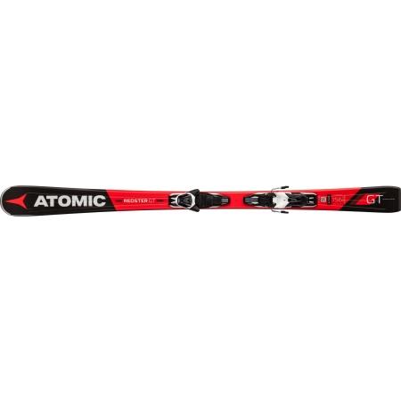 Sjezdové lyže - Atomic REDSTER GT + LITHIUM 10 - 4