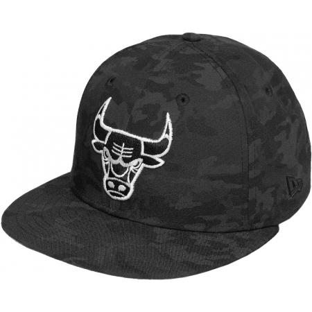 Klubová kšiltovka - New Era 59FIFTY NBA CAMO CHICAGO BULLS