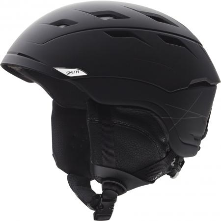 Lyžařská helma - Smith SEQUEL MATT BLACK