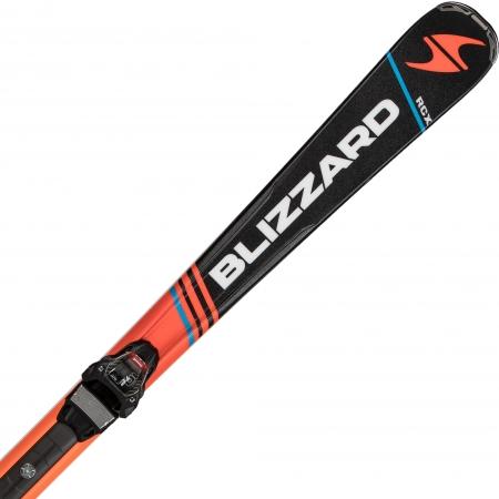 Sjezdové lyže - Blizzard RCX + IQ TP 10 - 3