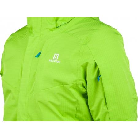 Pánská zimní bunda - Salomon STORMSPOTTER JKT M - 4