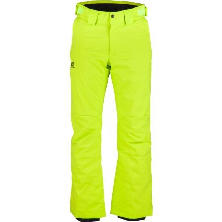 Pánské lyžařské kalhoty - Salomon OPEN PANT M - 2