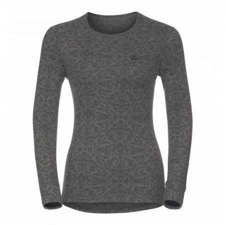 Dámské triko - Odlo WARM EFFEKT PRINTED TEE