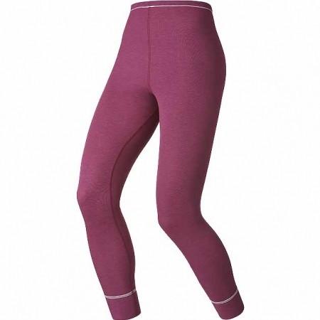 WARM PANTS LONG - Dámské funkční kalhoty - Odlo WARM PANTS LONG - 2