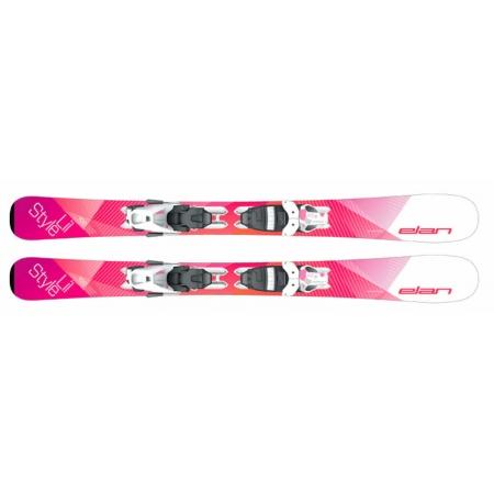 Dětská sjezdová lyže - Elan LIL STYLE QS + EL 7.5 - 2