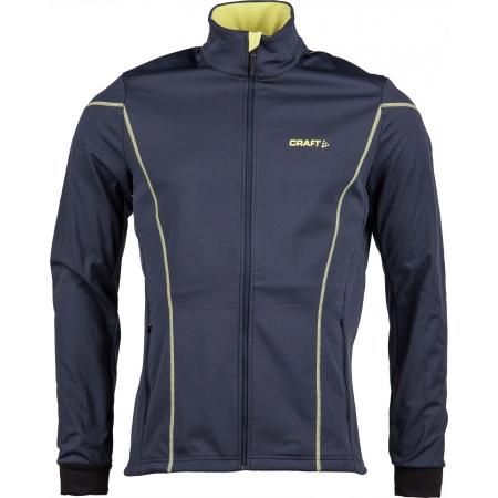 Pánská softshellová bunda na běžecké lyžování - Craft BUNDA DISCOVERY M - 1