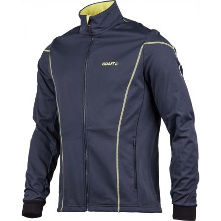 Pánská softshellová bunda na běžecké lyžování - Craft BUNDA DISCOVERY M - 2