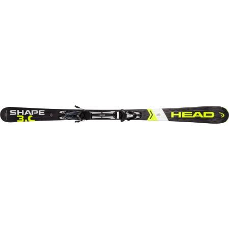 Sjezdové lyže - Head SHAPE 3.0 PP9 + SX10 - 4