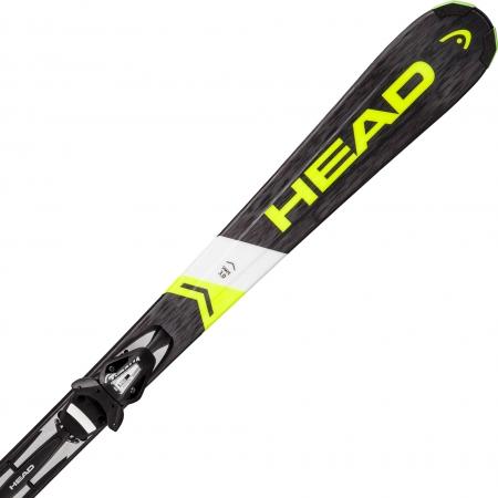 Sjezdové lyže - Head SHAPE 3.0 PP9 + SX10 - 3