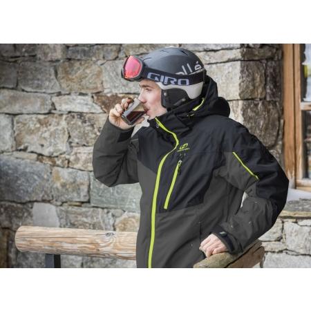 Pánská lyžařská bunda - Hannah ANDREAS - 12