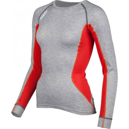 Dámské funkční prádlo - Swix STARX BODYW LS W - 2