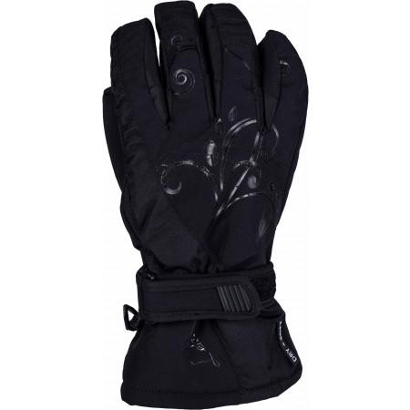 Dámské sjezdové rukavice - Leki VELVET S W - 1