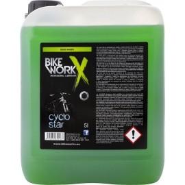 Bikeworkx CYKLO STAR BIKE 5 L - Univerzální čistidlo