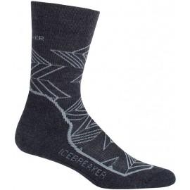 Icebreaker HIKE CREW LC M - Pánské ponožky