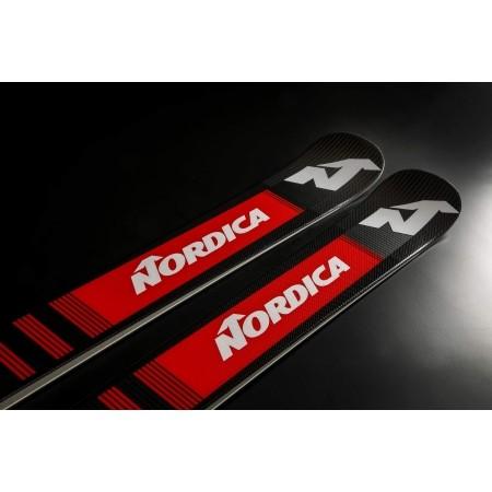 Sjezdové lyže - Nordica DOBERMANN GSR RB FDT + XCELL 14 FDT - 11
