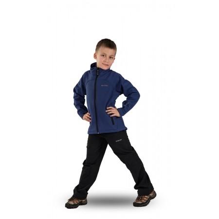 Dětská treková obuv - Merrell CHAMELEON 4 VENTILATOR KIDS - 5