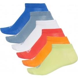 adidas PER NO-SH T 6PP - Sportovní unisex ponožky