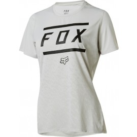 Fox W RIPLEY SS BARS - Dámský trailový dres