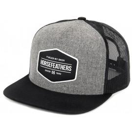 Horsefeathers CONVOY CAP - Stylová truckerka