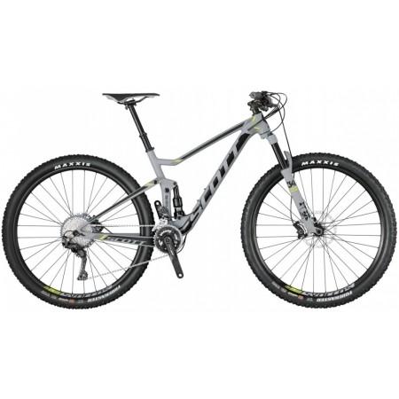 Scott SPARK 940 - Celoodpružené horské kolo