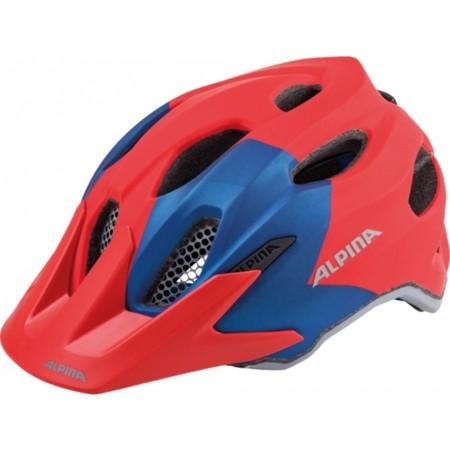 1333b2f070 Dětská cyklistická helma - Alpina Sports CARAPAX JR
