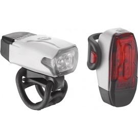 Lezyne LED KTV DRIVE PAIR - Set přední a zadní blikačky