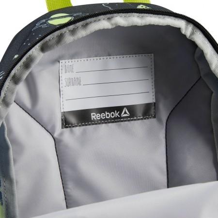 Dětský batoh - Reebok KIDS UNISEX BACK-TO-SCHOOL GRPH BACKPACK 2 - 3