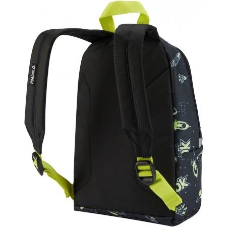 Dětský batoh - Reebok KIDS UNISEX BACK-TO-SCHOOL GRPH BACKPACK 2 - 2