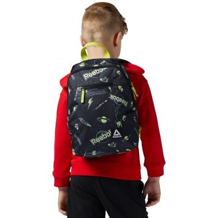 Dětský batoh - Reebok KIDS UNISEX BACK-TO-SCHOOL GRPH BACKPACK 2 - 4