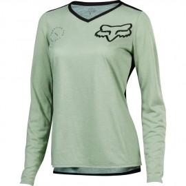 Fox Sports & Clothing W INDICATOR LS ASYM - Cyklistický dres