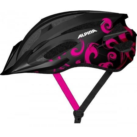 Dámská cyklistická helma - Alpina Sports MTB 17 W