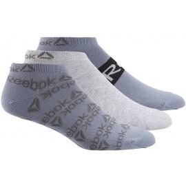 Reebok W FOUND GRPH SOCK 3P - Dámské sportovní ponožky