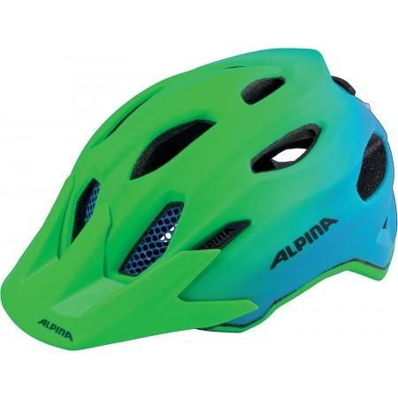 Dětská cyklistická helma - Alpina Sports CARAPAX JR FLASH