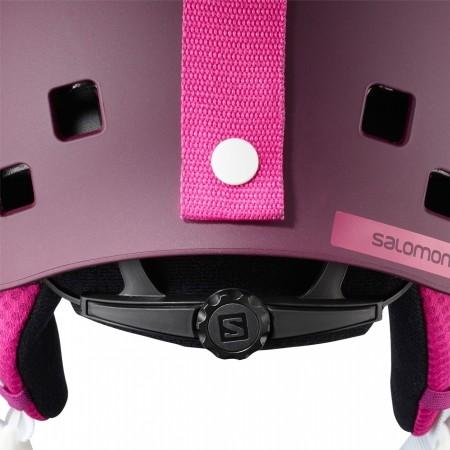Lyžařská helma - Salomon KIANA - 4