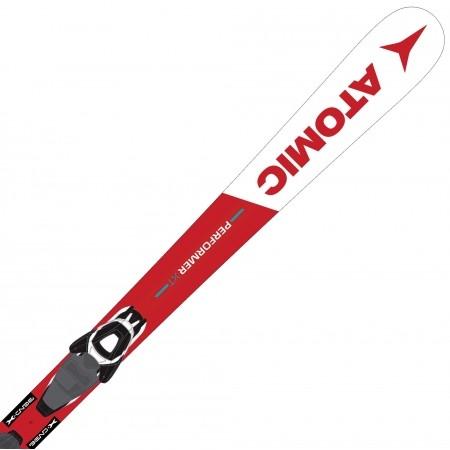 Sjezdové lyže - Atomic PERFORMER XT FIBRE + E LITH 10 AW - 1