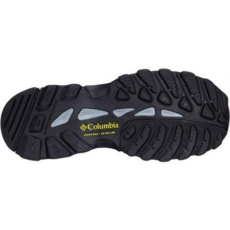 Dětská outdoorová obuv - Columbia YOUTH NORTH PLAINS MID WP - 3