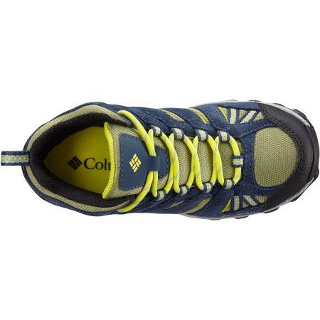 Dětská outdoorová obuv - Columbia YOUTH NORTH PLAINS MID WP - 2