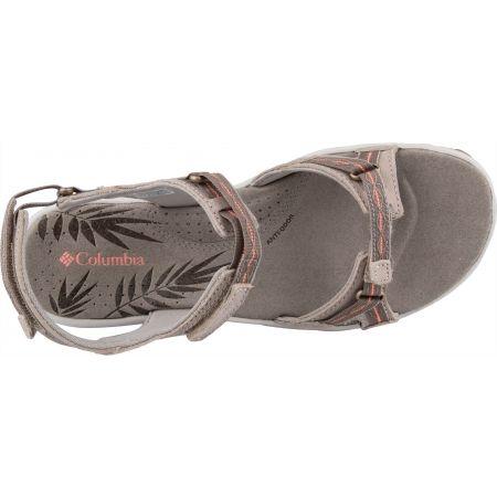 Dámské sandále - Columbia LONG SANDS SANDALS - 5