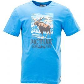 Picture MOOSE - Pánské tričko