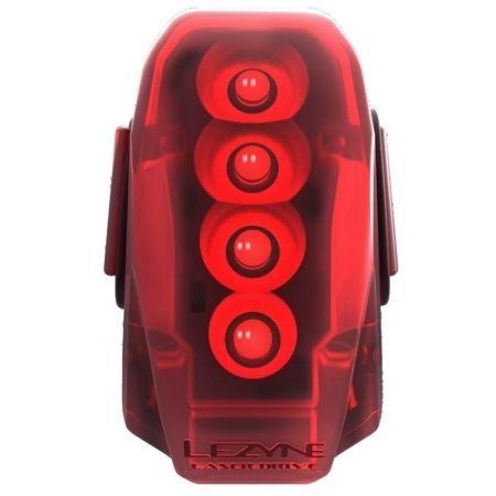 Zadní blikačka - Lezyne LED KTV DRIVE REAR - 2