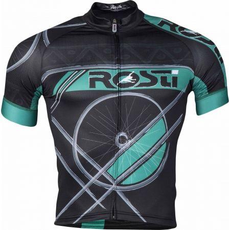 Rosti RUOTA DL ZIP - Pánský cyklistický dres