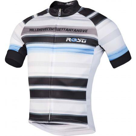 Pánský cyklistický dres - Rosti RIGA 2 DL ZIP - 2
