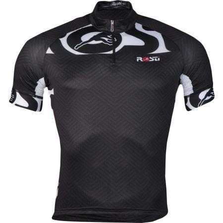 Rosti CRITERIUM KR ZIP - Pánský cyklistický dres